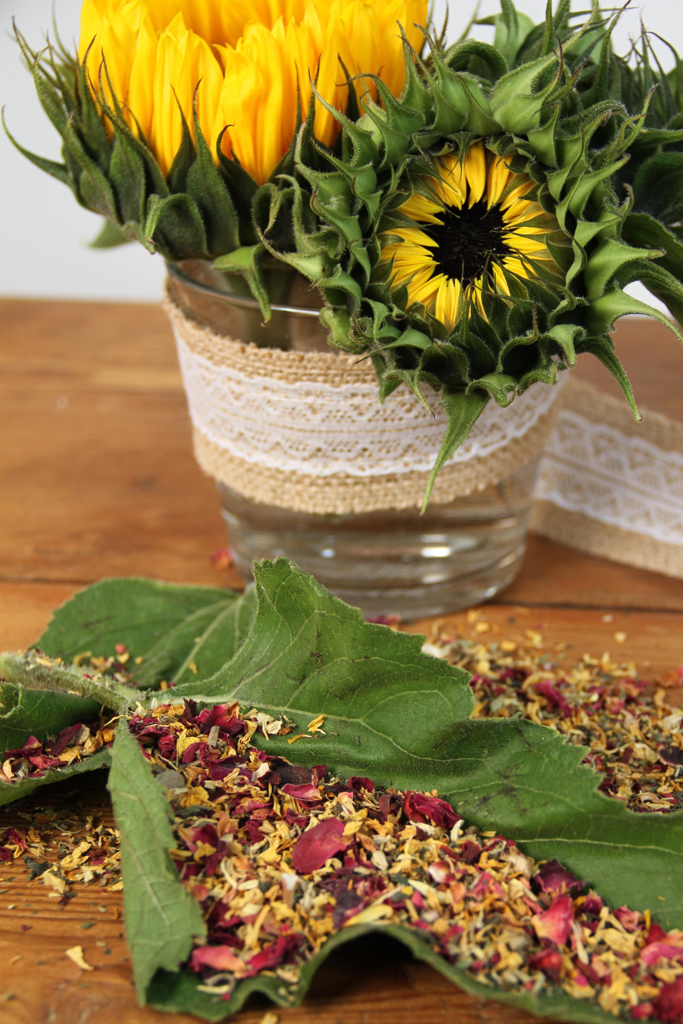Blütenmischung Nr.5 gelb 5 kg