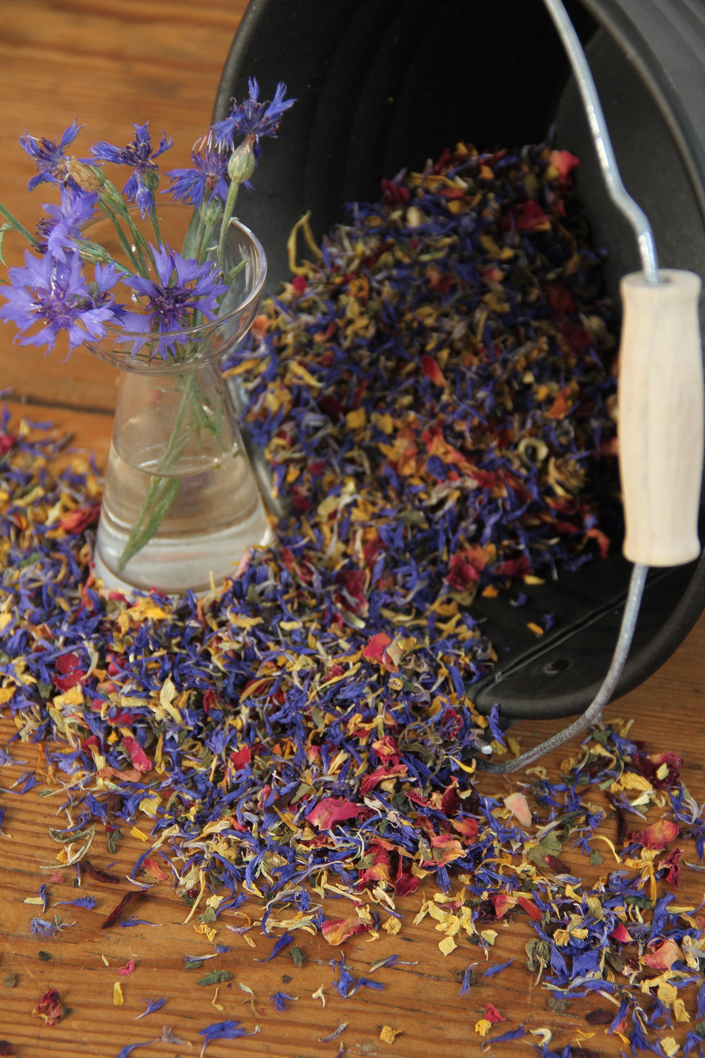 Blütenmischung Nr.1 kornblumenblau 5kg